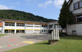 Hörnlebergschule Rundgang