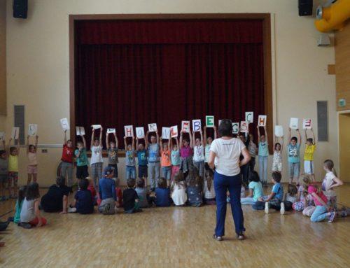 Erlebnispädagogik an der Hörnlebergschule
