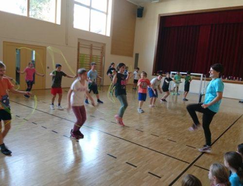 Skipping Hearts: Seilspringen macht Schule