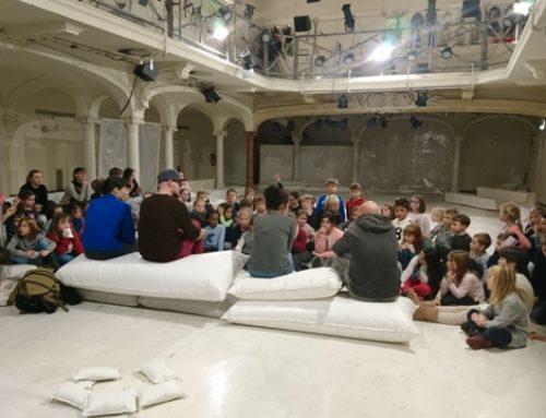 """Theater im Marienbad """"An der Arche um acht"""""""