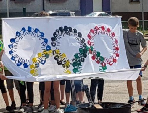"""""""Olympia ruft: Mach mit!""""-Schulfest und Projektwoche an der Hörnlebergschule"""