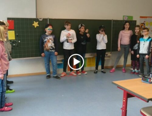 "Nikolausrap Klasse 4a ""Lasst uns froh und munter sein"""